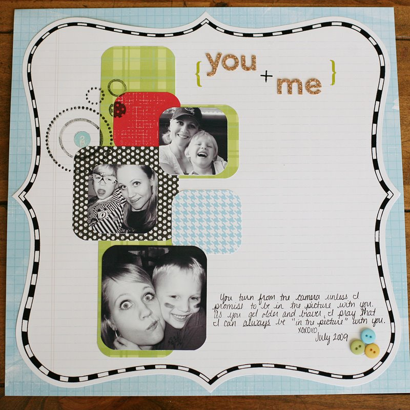 Scrapbooking! | Latest page layout