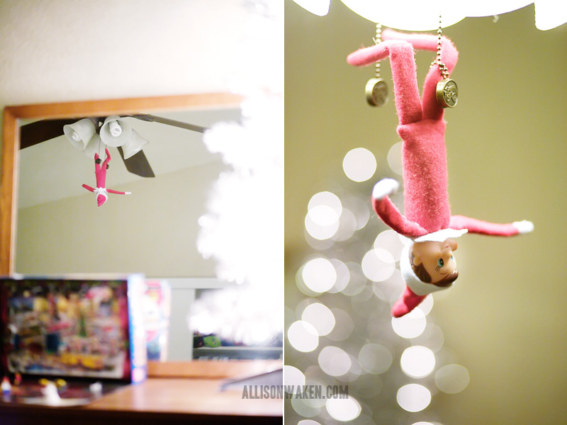 MELVIN DAYS 4, 5, AND 6 | THE ELF ON THE SHELF