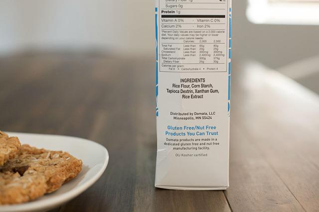 Domata Gluten Free Flour