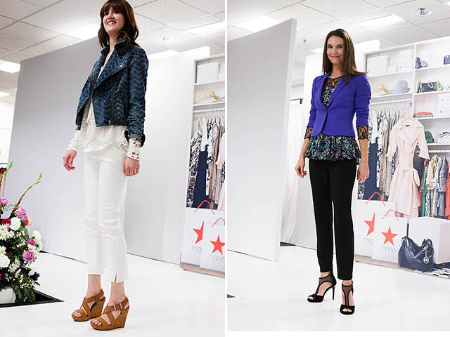 Spring Fashion with Jamie Krell and Macy's