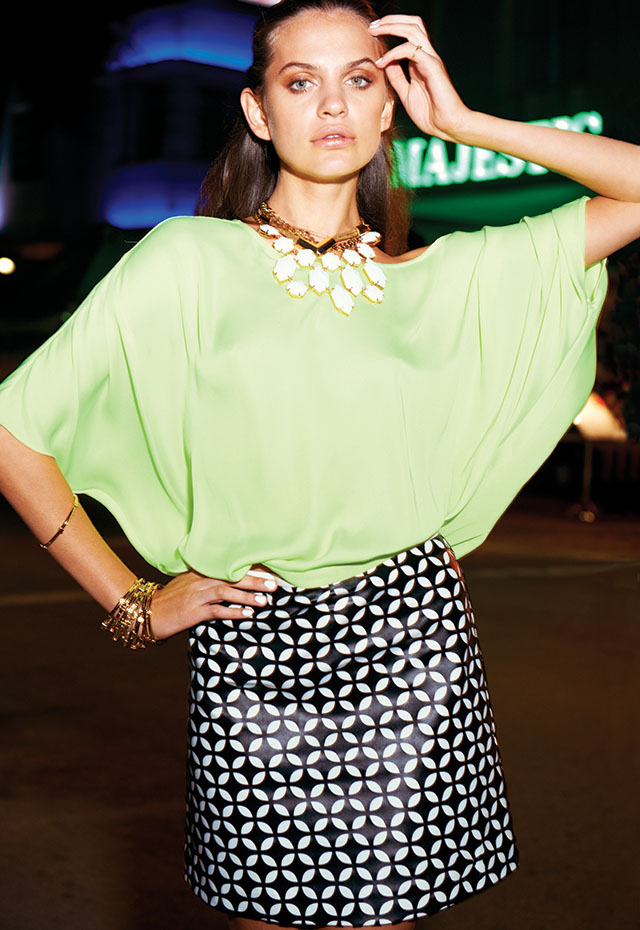 Macy's Spring Fashion with Jamie Krell