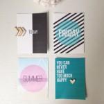 Free Printable Filler Cards