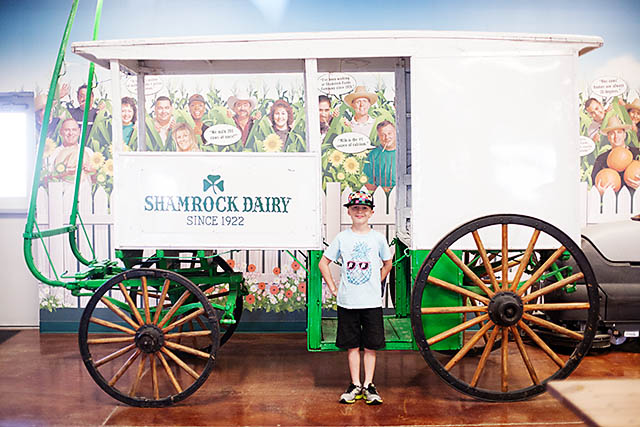 Shamrock Farms Tour