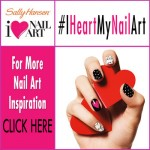 DIY Nail Art Girls Day with Sally Hansen