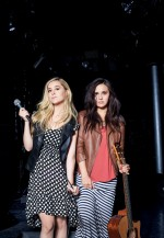 Megan and Liz at Macy's Fashion Square in Scottsdale!