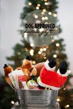 Creative Hostess Gift or Last Minute Christmas Gift Idea