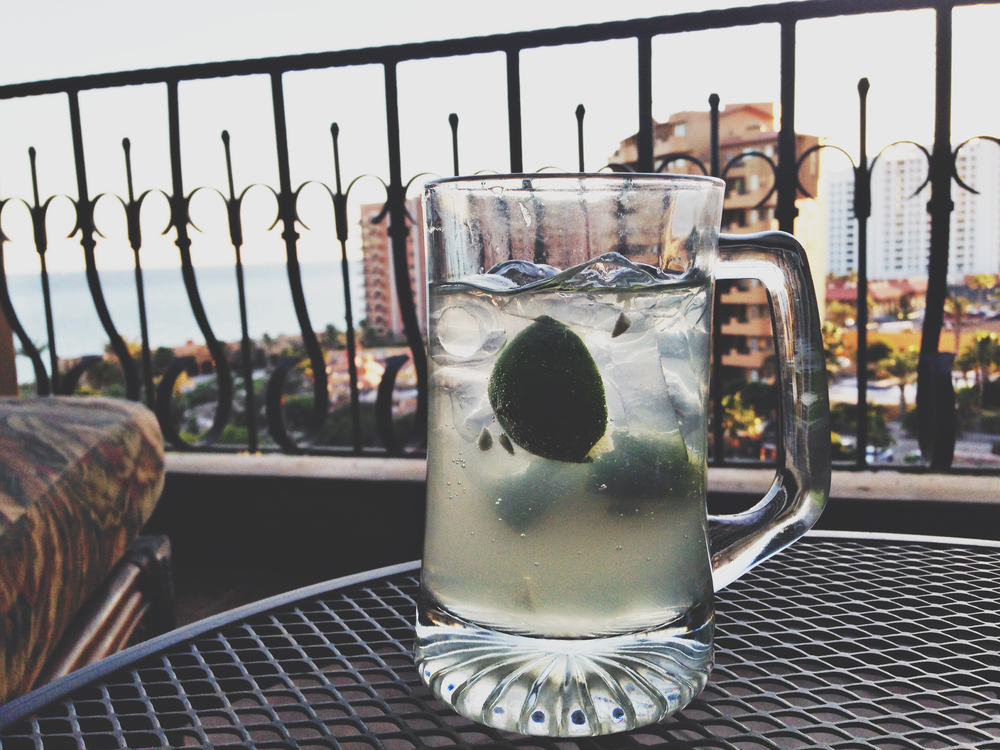 Moscow (or Kentucky) Mule