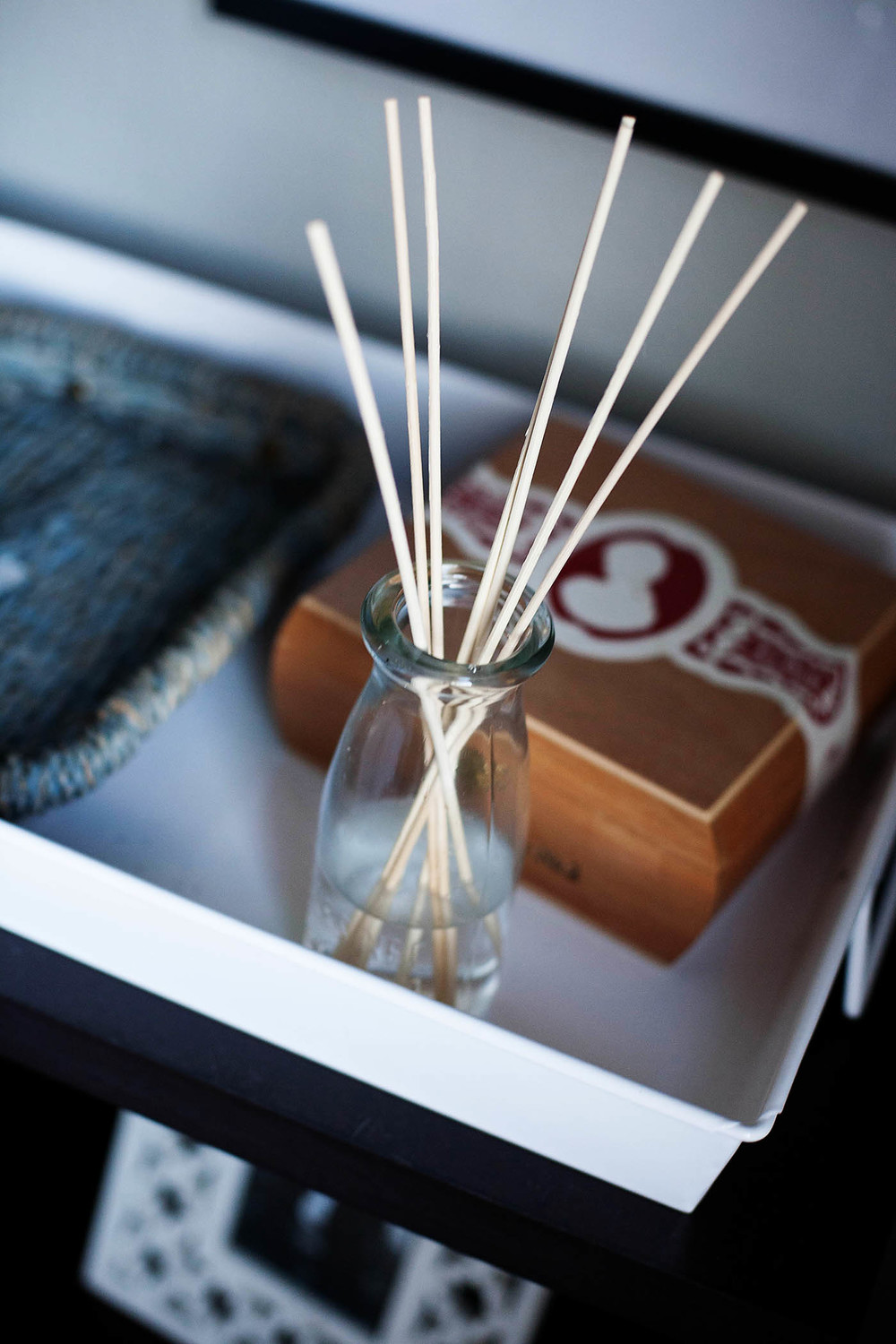 DIY Reed Diffuser with Essential Oils