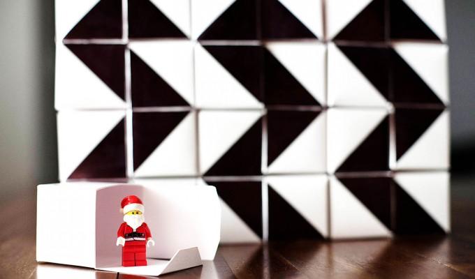 Geometric Advent Calendar