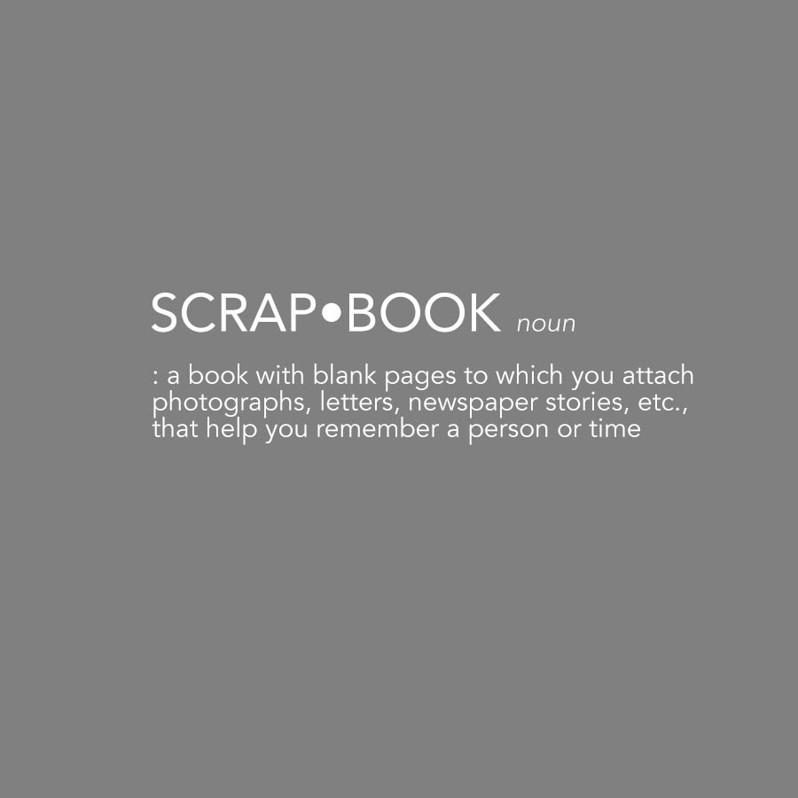 What Is Scrapbooking All For The Memories