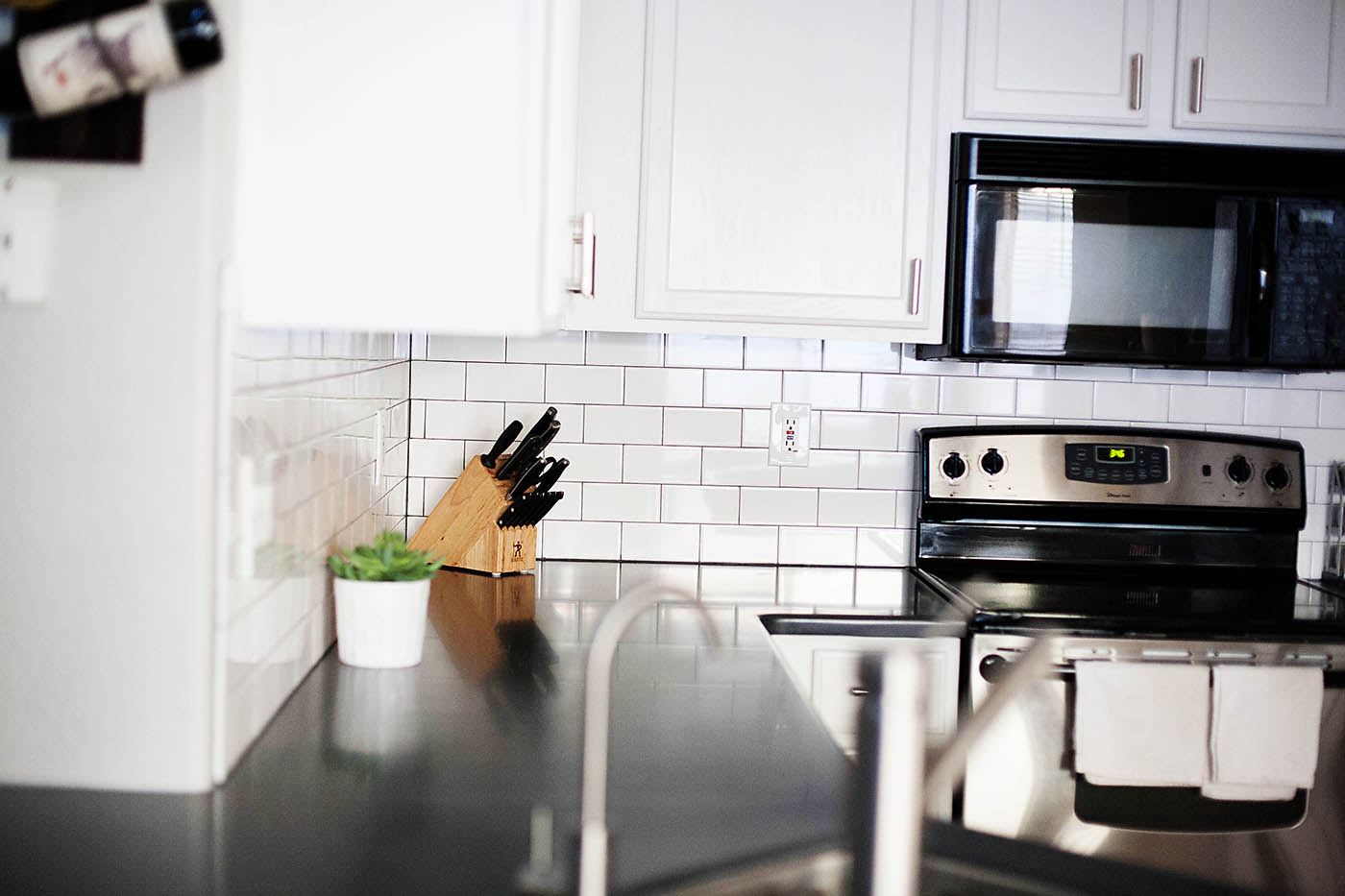 Shaw Floors Resilient Vinyl + DIY Kitchen Update: 3 Years Later