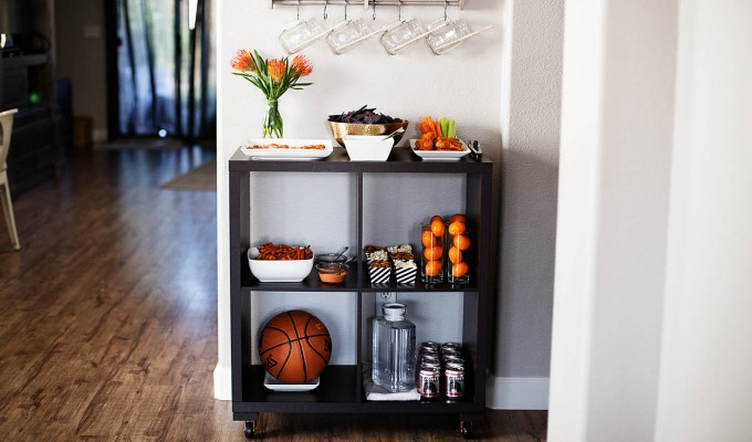 5 Easy Party Tips – March Madness Bracket Party