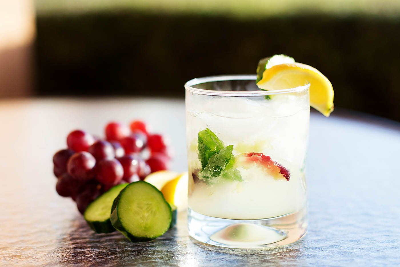 Elevate a Regular Day with this Fresh, Simple Cocktail