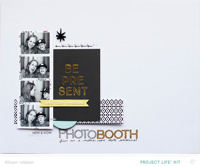 Allison Waken Photo Booth