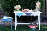 Easy Backyard Summer Party