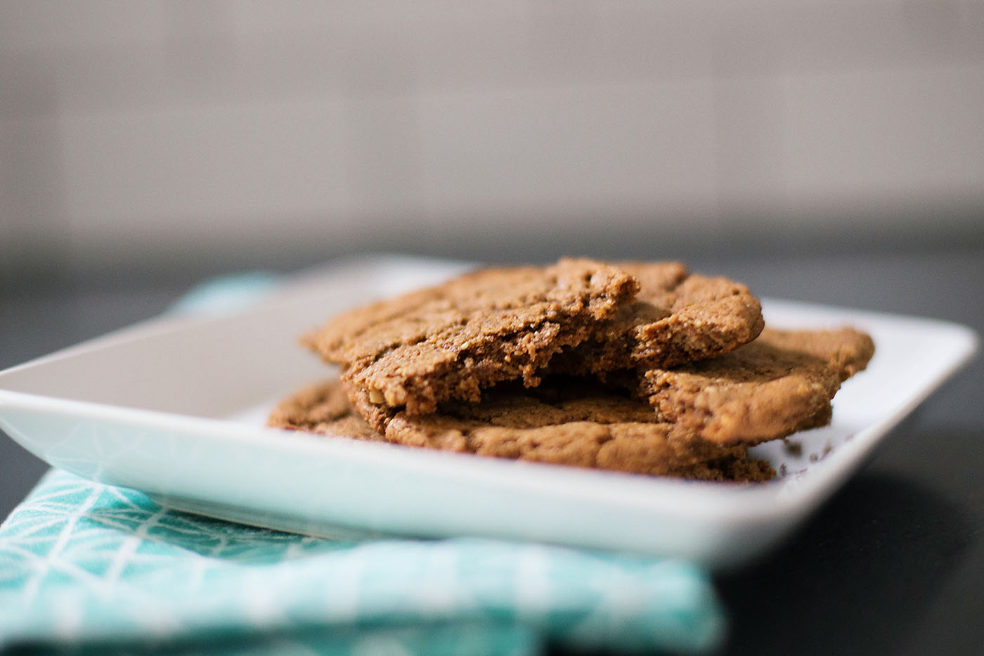 Gluten Free Chewy Almond Butter Cookies