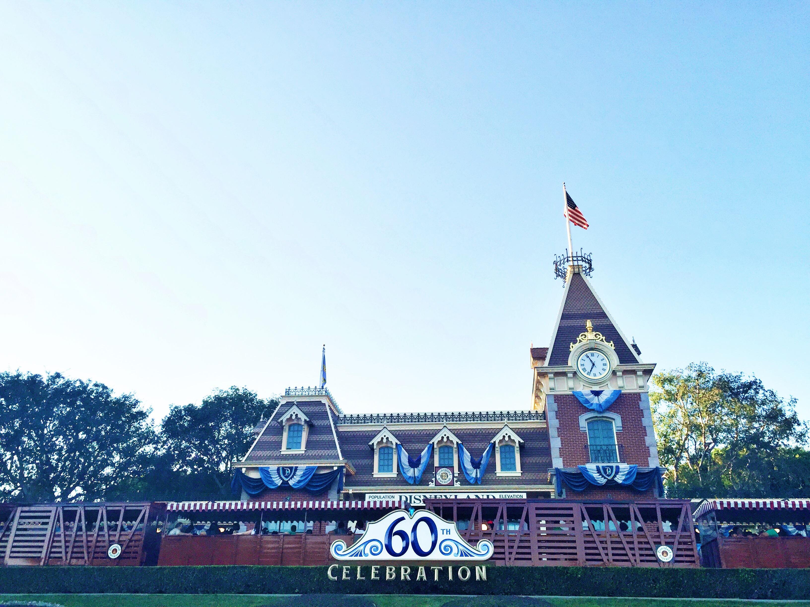 Disneyland & D23 August 2015