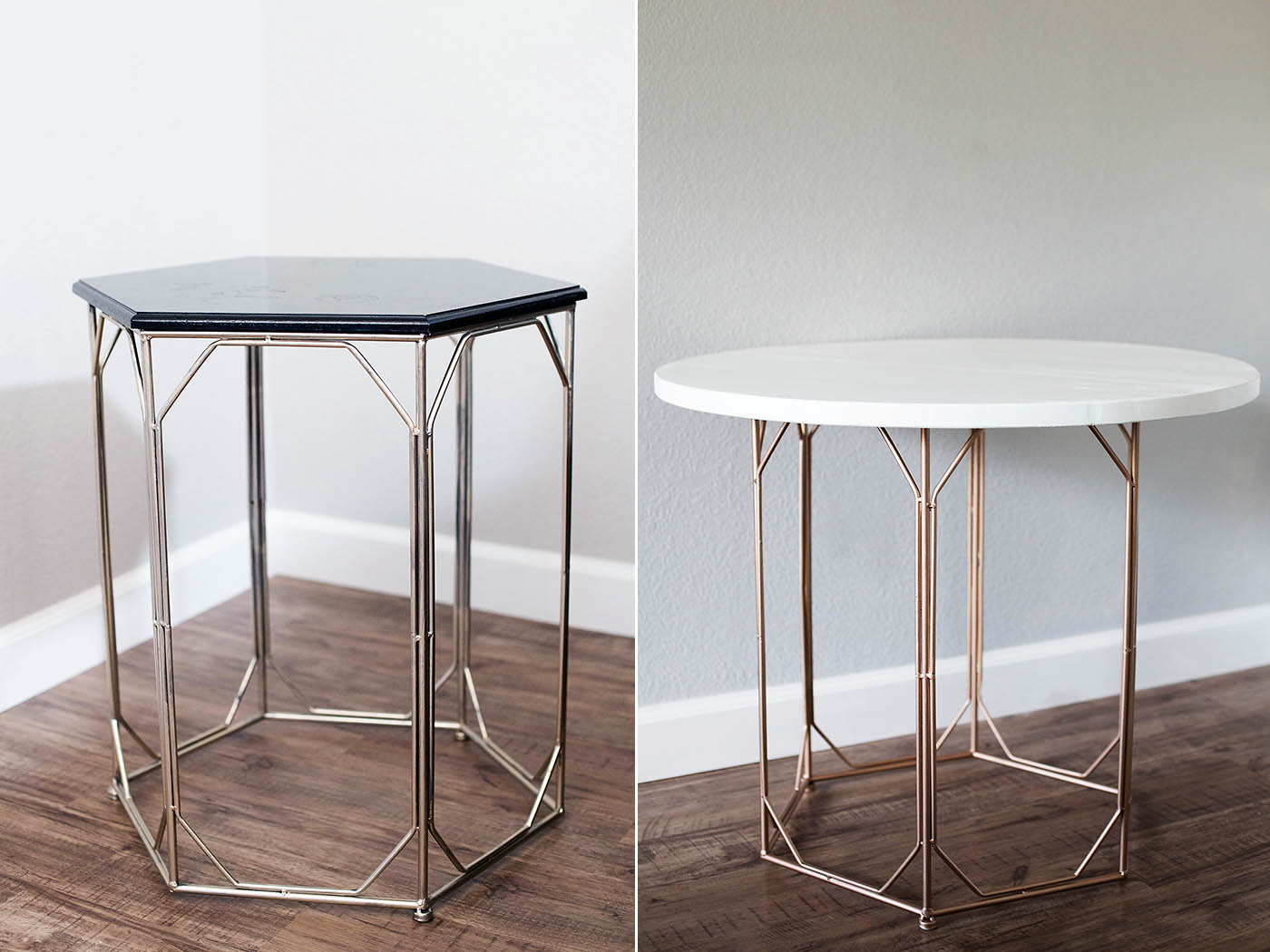 DIY Large Side Table