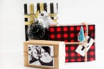 Personalized Gift Wrap for the Perfect Gift + Printable Tags
