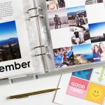 Year in review mini album class with Allison Waken