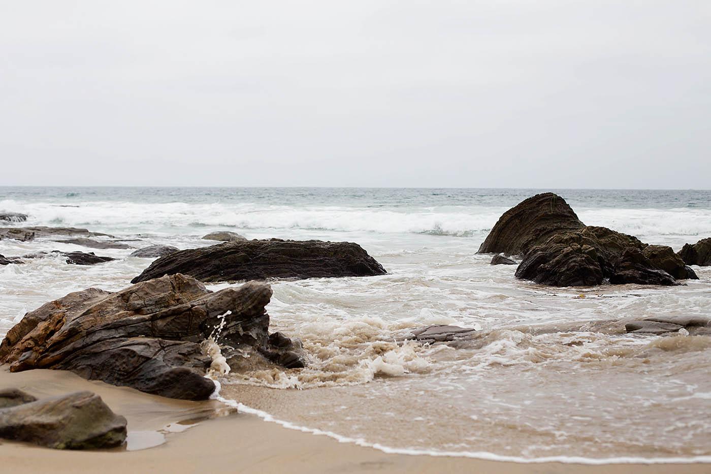 Crystal Cove State Park - Laguna Beach, CA