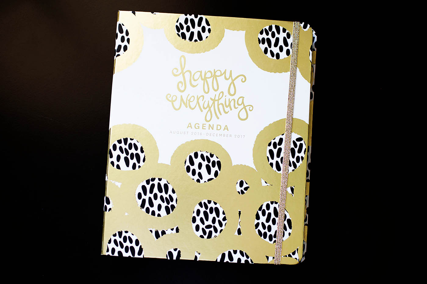 Coton Colors Agenda Giveaway