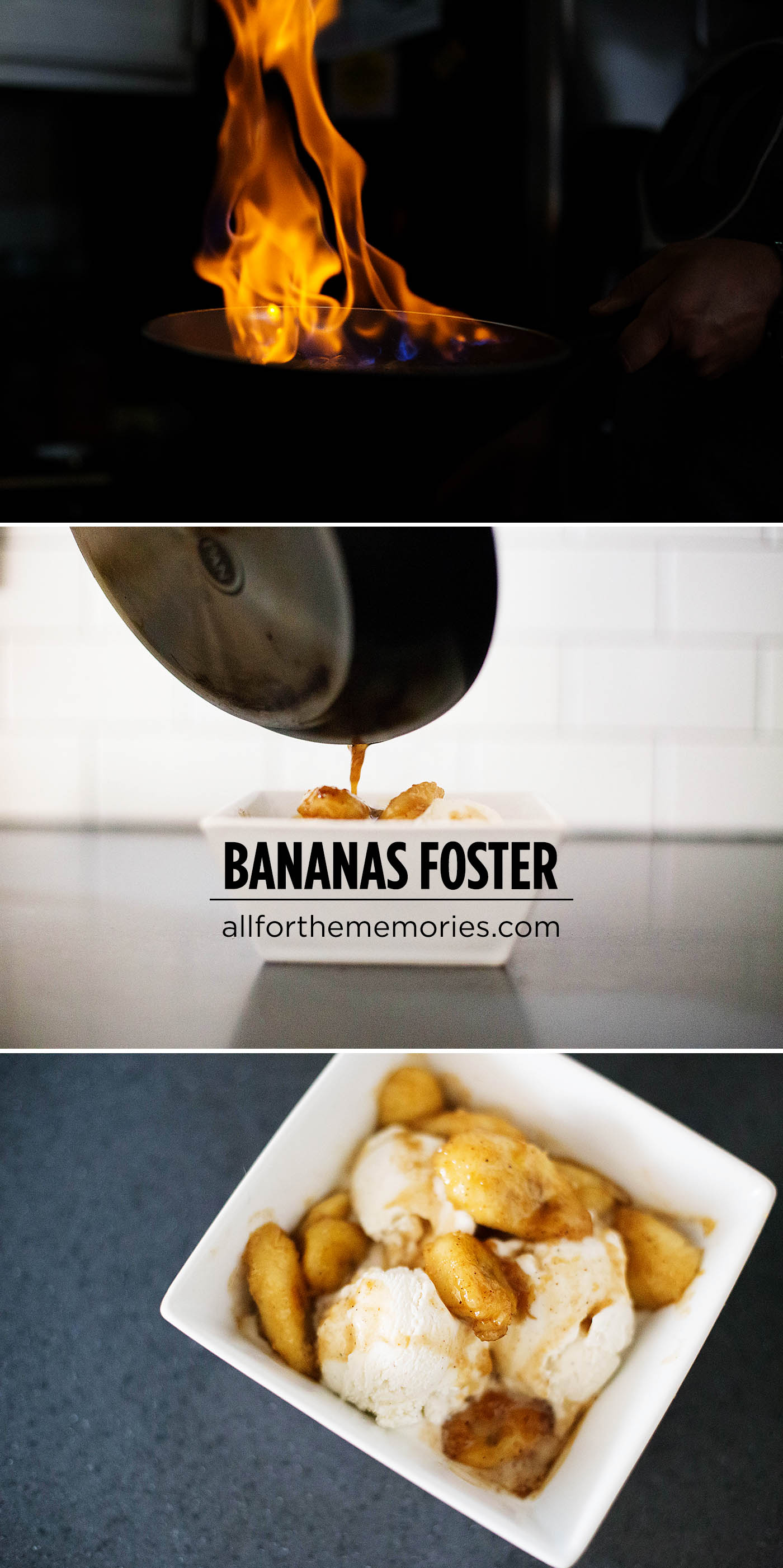 Bananas Foster recipe (with video) It's easier than you think and gluten free too!