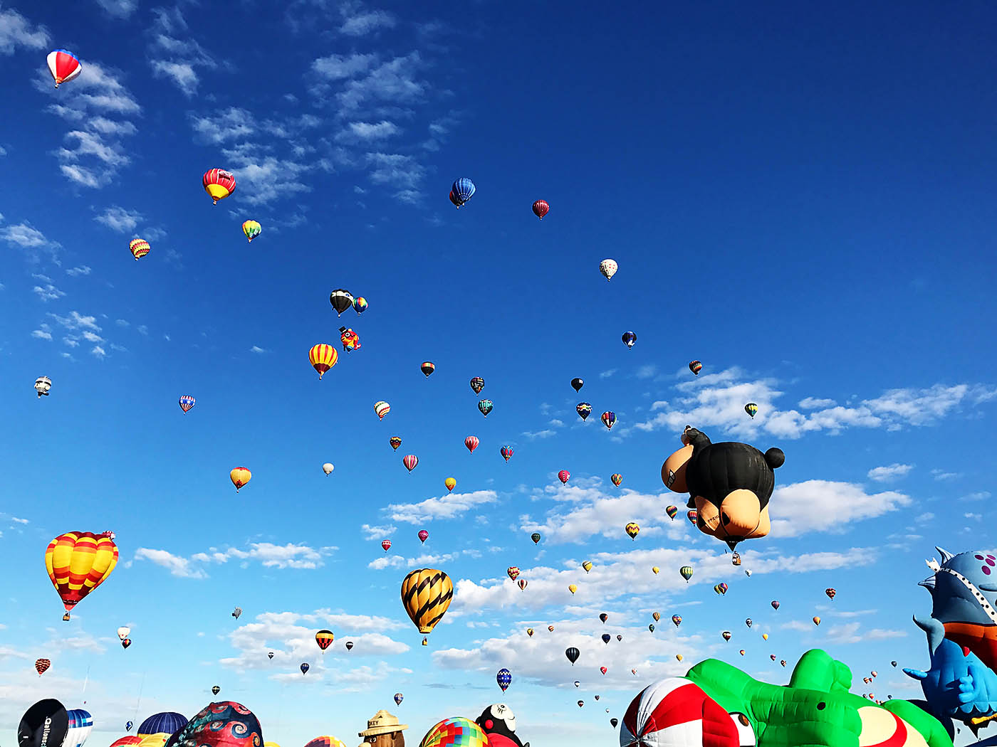 Albuquerque Balloon Fiesta + Road Trip