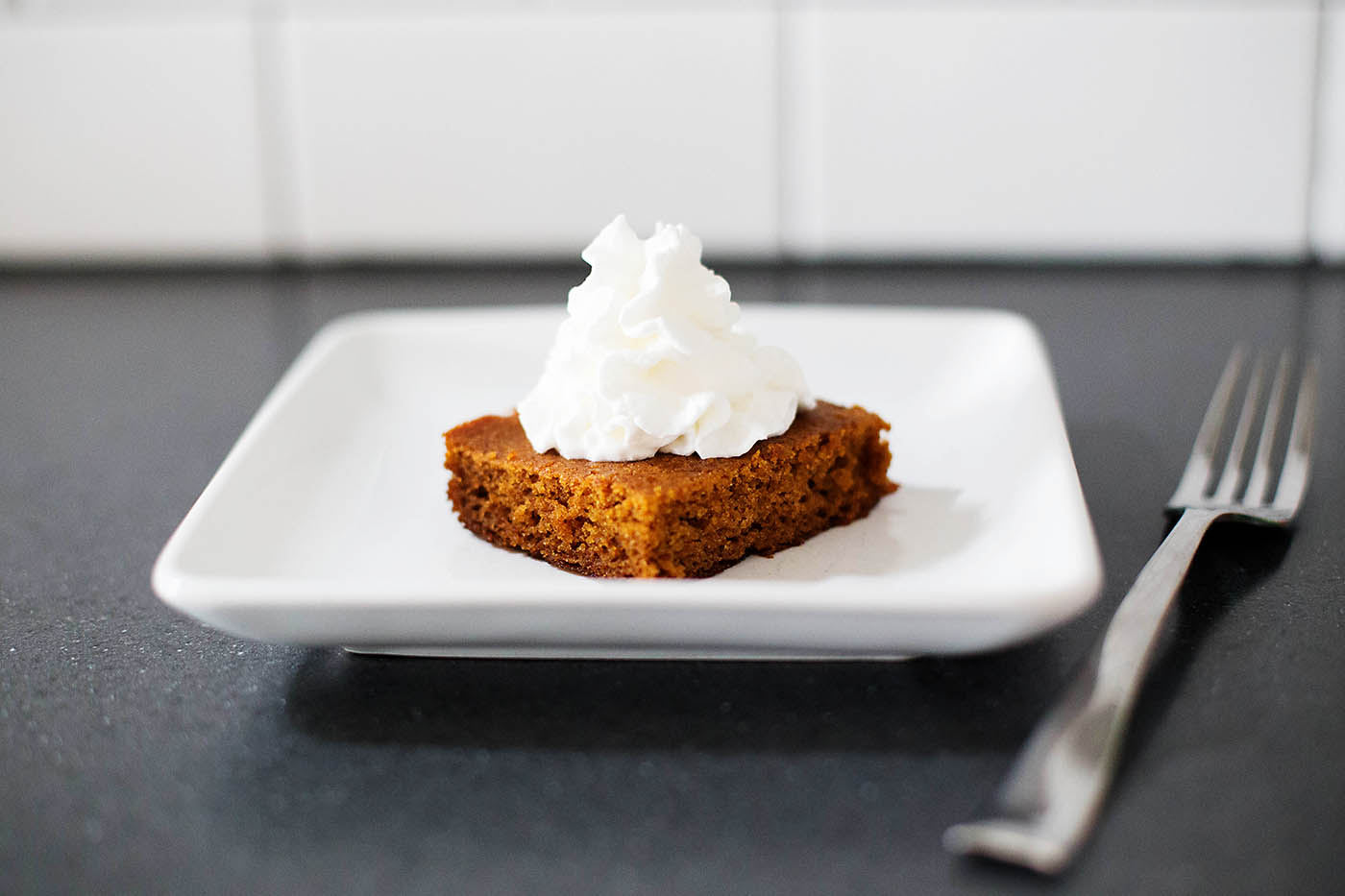 Simple gluten free pumpkin bars