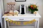 Scrapbook Party with Starbucks® Caffé Latte K-Cup® pods