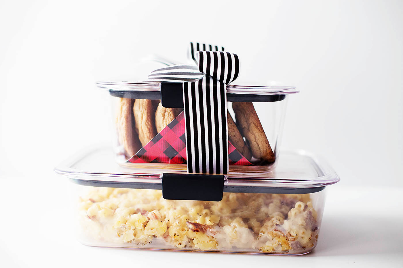 Gluten free 5 cheese macaroni  and an easy hostess gift