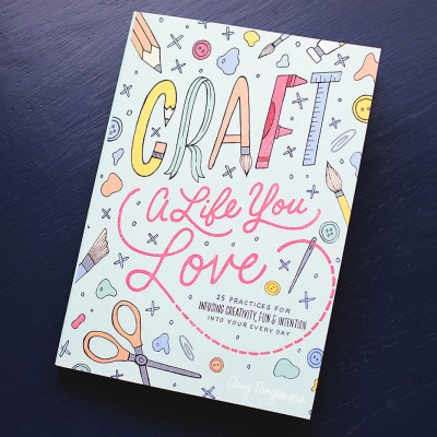Amy Tangerine's Craft A Life You Love Book Giveaway!