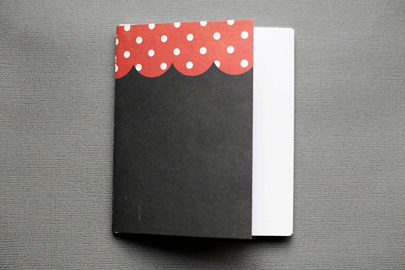 DIY Disney mini journal notebook and traveler's notebook!