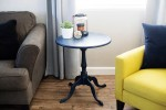 High School End Table Makeover + $50 Home Depot Gift Card Giveaway