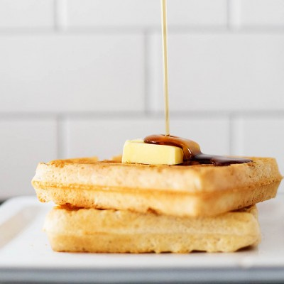 The Best Gluten Free Waffle Recipe