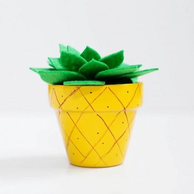 Summer Camp Pineapple Craft & Spellbinders Giveaway!
