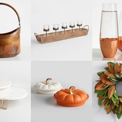 Top 10 Fall Must Haves for the Home