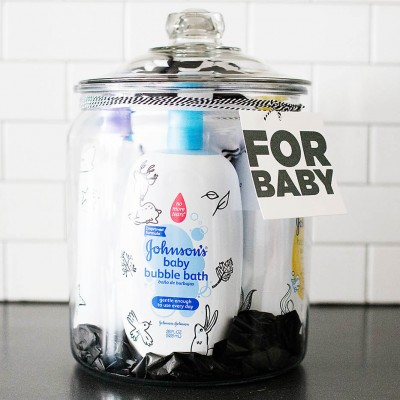 Baby (and Mama) Gift in a Jar