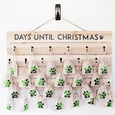 DIY Dog Advent Calendar