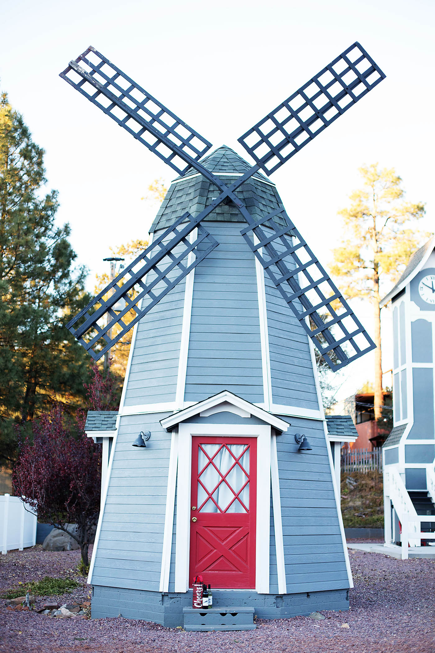 The Strawberry Inn is such a great spot in Rim Country AZ for a girls weekend getaway